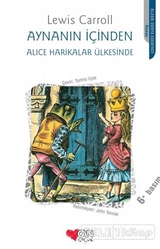 Aynanın İçinden – Alice Harikalar Ülkesinde