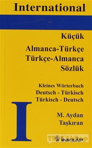Almanca – Türkçe Türkçe Almanca (Küçük)