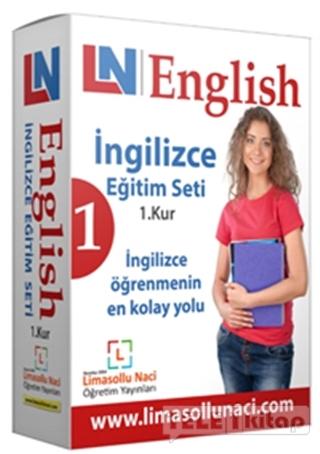 1. Kur İngilizce Eğitim Seti