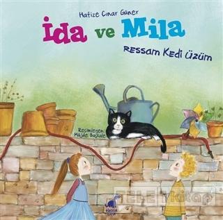 Ressam Kedi Üzüm – İda ve Mila