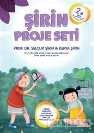 2. Sınıfa Hazırım – Şirin Proje Seti