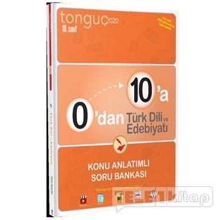 0'dan 10'a Türk Dili ve Edebiyatı Konu Anlatımlı Soru Bankası