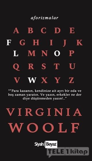 Aforizmalar – Virginia Woolf