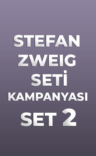 Stefan Zweig Seti 10 Kitap (Set2)