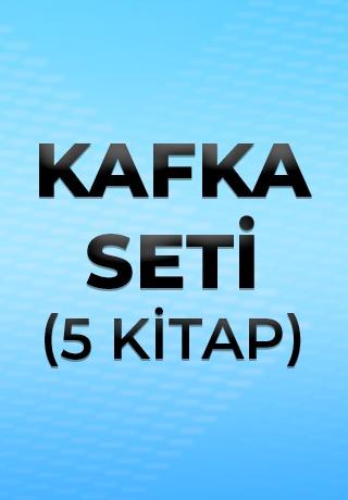 Franz Kafka Seti (5 Kitap)