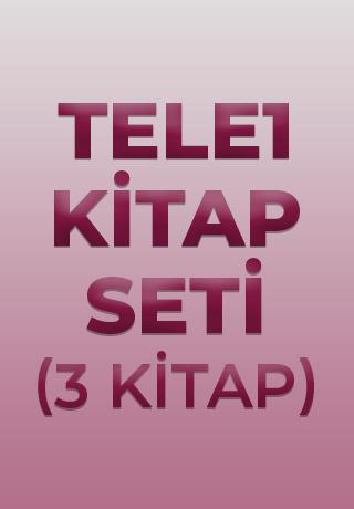 Tele1 Kitap Seti (3 Kitap)