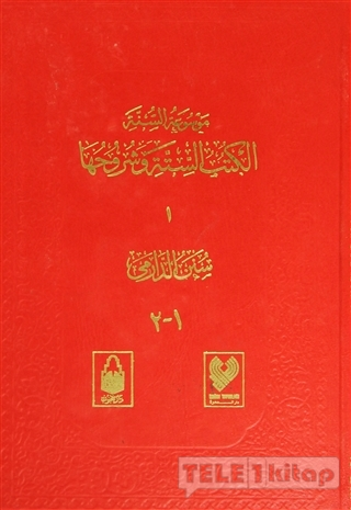 Sünen-i Darimi (Tamamı Arapça)