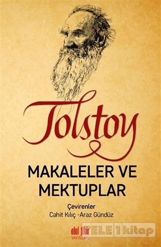 Tolstoy – Makaleler ve Mektuplar