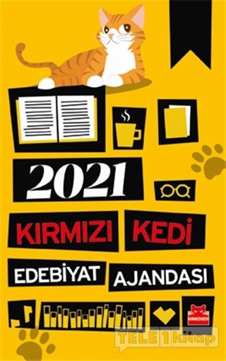 2021 Kırmızı Kedi Edebiyat Ajandası