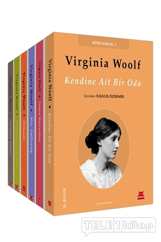 Virginia Woolf Seti (6 KitapTakım)