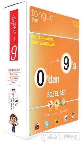 0′ dan 9′ a Sözel Set