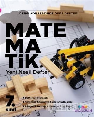 7. Sınıf Matematik Yeni Nesil Defter