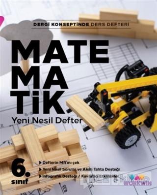 6. Sınıf Matematik Yeni Nesil Defter